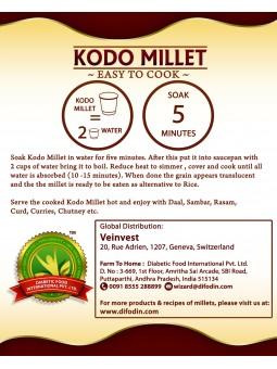 Granoss KODO Millet Rice