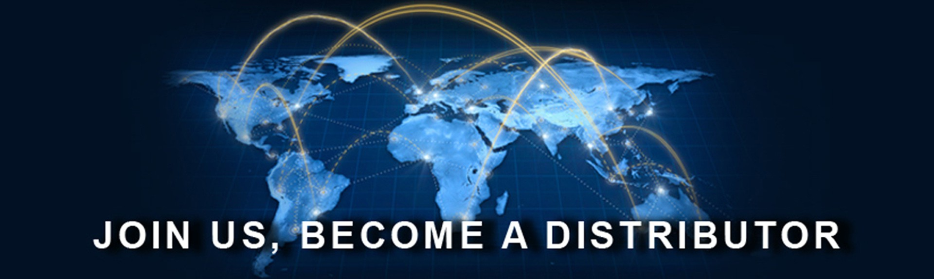 Join us, Become a Distributor