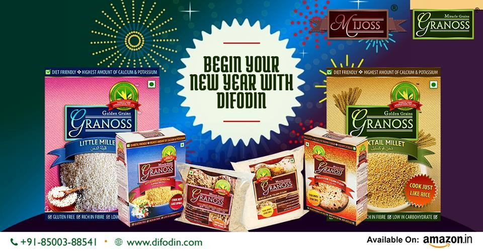 Millets are the obvious choice to sustain your New Year resolutions
