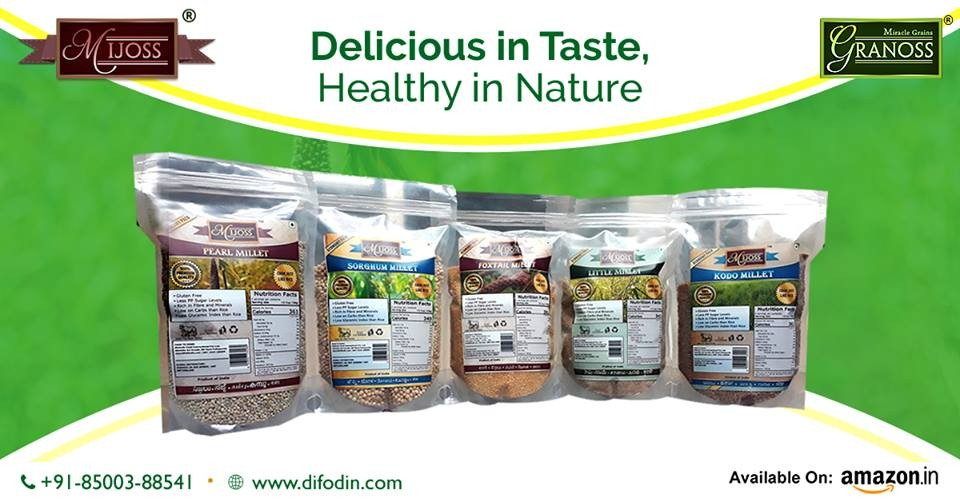 Ensuring Safe and Nutritious Food- Use Millets